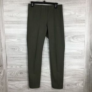 Nordstrom Signature Olive Stretch Pants